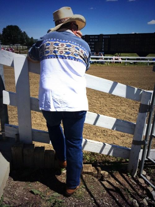 High Performance Rodeo may or may not involve cowboys - photo - Karen Anderson