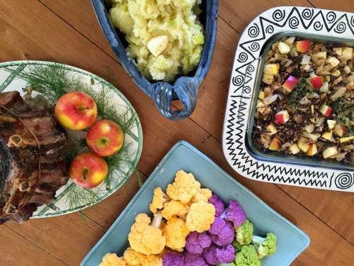 Easter Dinner Refresh - photo - Karen Anderson