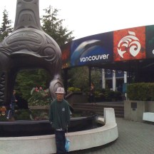 Vancouver Aquarium - photo - Karen Anderson