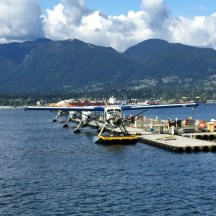 Float planes - photo - Karen Anderson