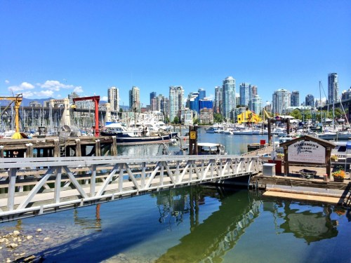 False Creek - photo - Karen Anderson