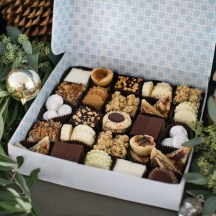 Crave Christmas Goody Box - photo courtesy of CRAVE