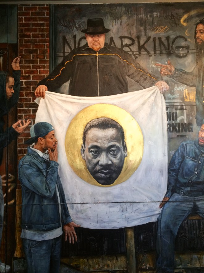 King by Tim Okamura - @savouritall blog