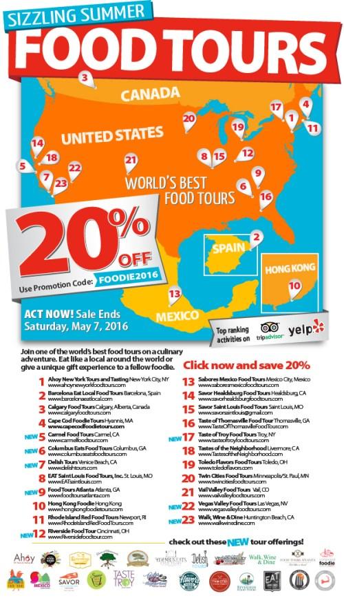 World's Best Food Tours