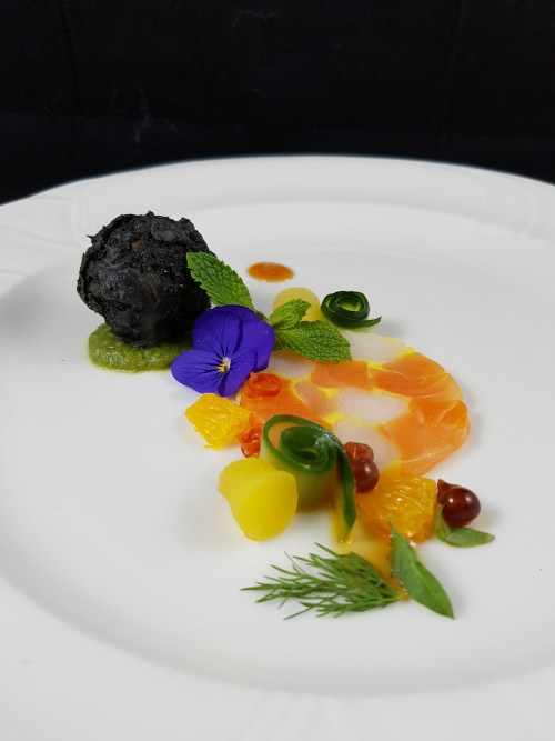 Canadian Culinary Championships - Jinhee Lee - Savour it all