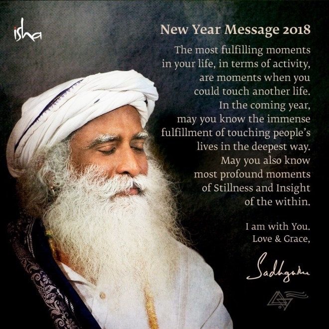 Sadhguru - Isha foundation