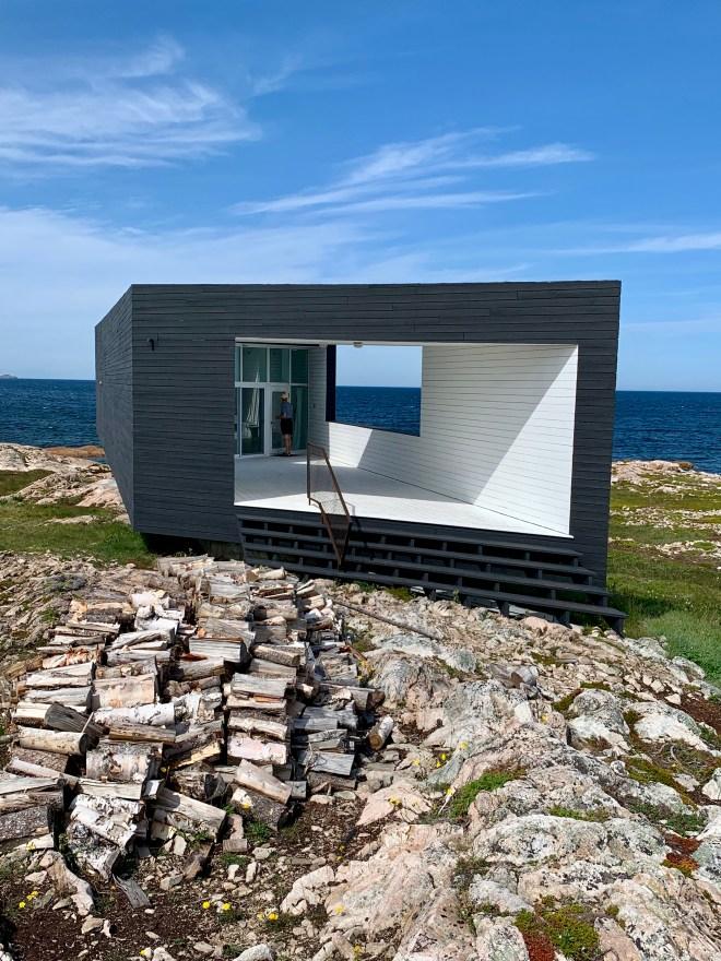Long Studio, Fogo Island, NL - Karen Anderson