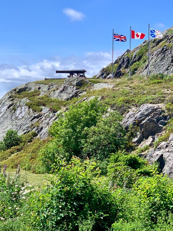 Signal HIll, St. John's, NL - photo by Karen Anderson