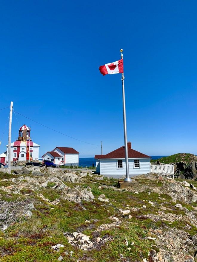 Cape Bonavista Lighthouse, NL