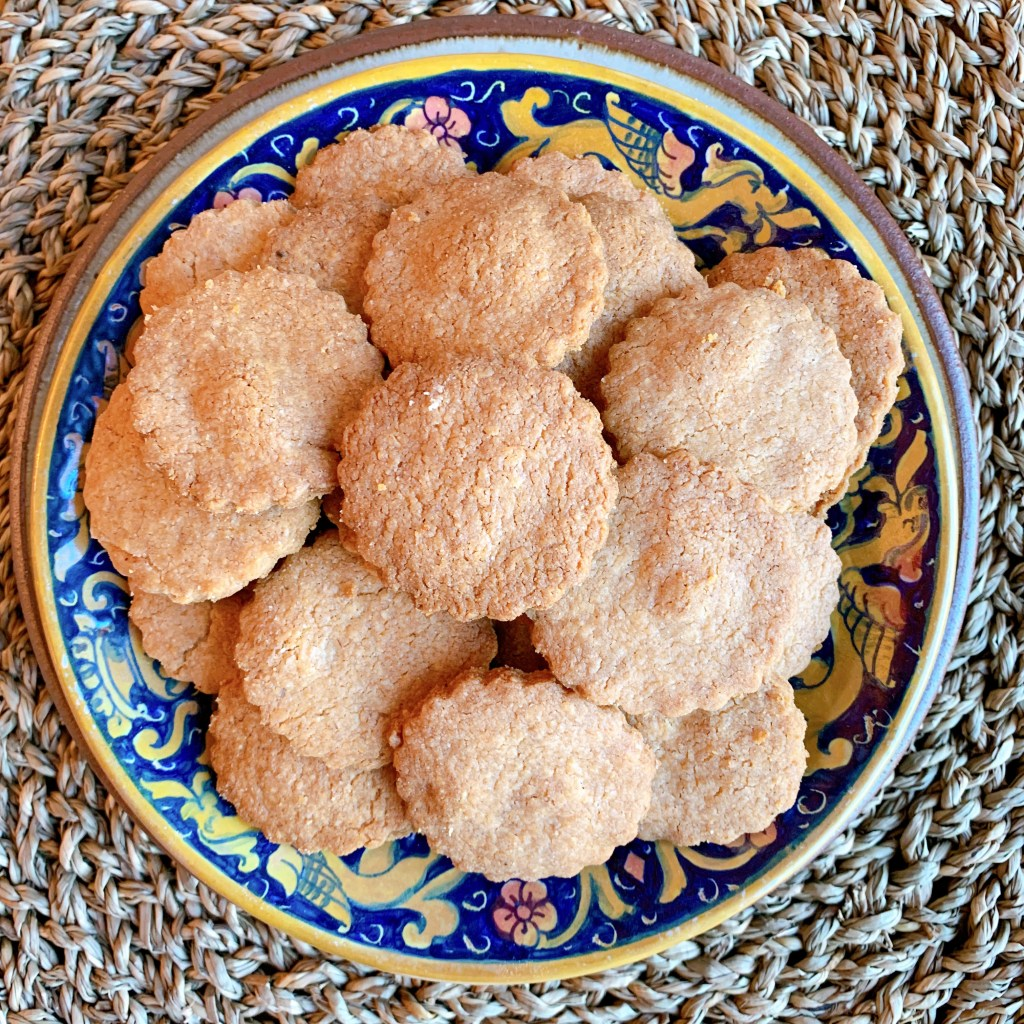 Red Fife Wheat Crackers