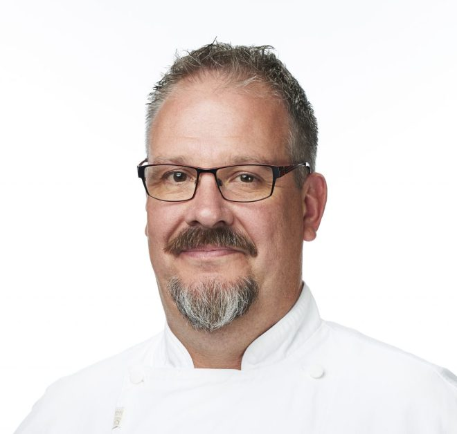 Chef Michael Allemeier - portrait