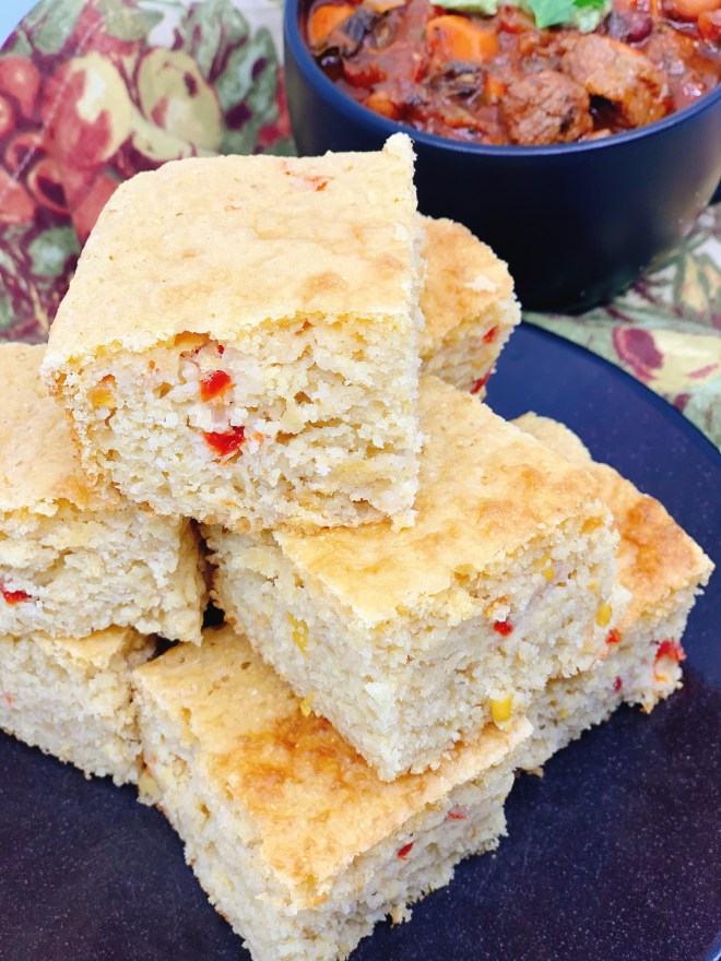 Banana Pepper Cornbread