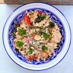 Pan Sheet Feta Feast - finished dish