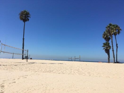 Ocean Park Beach, Santa Monica