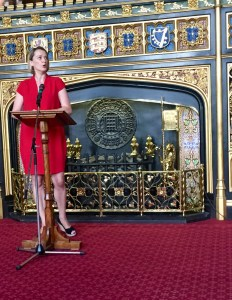 Laura Keunssberg, Political Editor Of the BBC