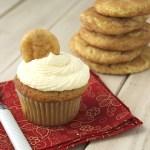 Snickerdoodle Cupcakes & Cookies