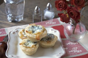 Bleu-Cheese-Tartlets-Close