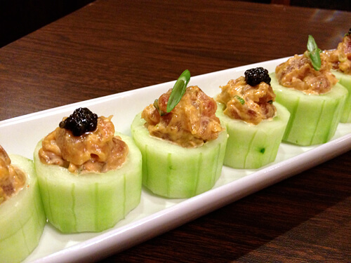 Sushi-Tuna-Cucumber-Cups