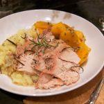 Maple Rosemary Sous-Vide Turkey