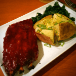 Chipotle-Plum BBQ Sauce