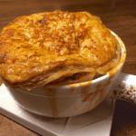 Spinach Artichoke Chicken Pot Pie
