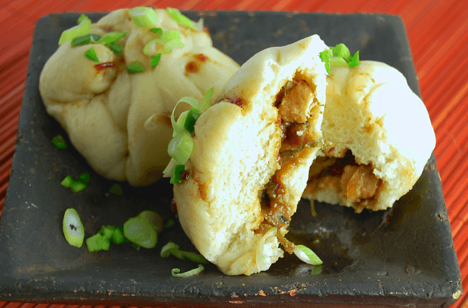 pork-steamed-buns-brown-sugar-glaze