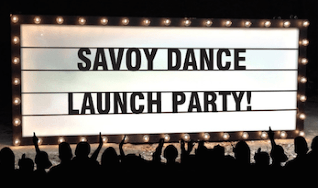 Savoy Dance Launch Party image