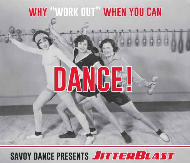 Savoy Dance presents Jitterblast