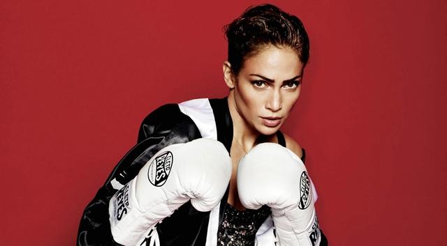 Jennifer obožava boks i redovno trenira u ringu (foto: VMagazine)
