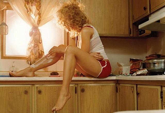 Brijanje nogu je najbolje uveče (foto: Pinterest)