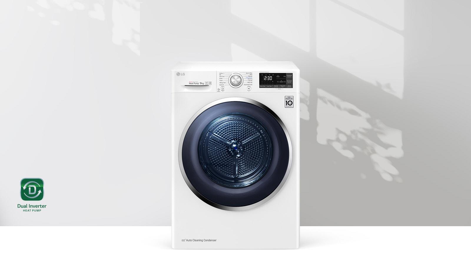 LG RC90U2AV2W 9 Kg (A+++ -10%) | Savvas Eracleous Ltd