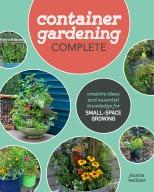 Container gardening book