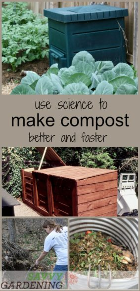 Keep science on your side and make better compost faster, with this compost how to guide.