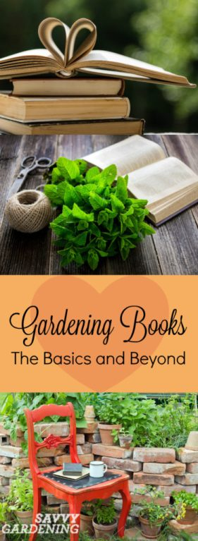 Step beyond your basic gardening books and delve deeper into the art and science of gardening with these great reads.