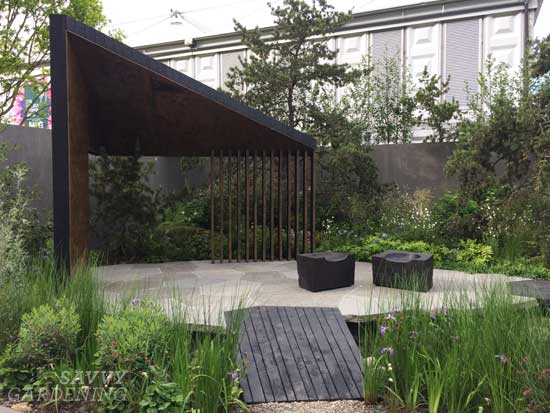 The Royal Bank of Canada Garden at the 2017 RHS Chelsea Flower Show