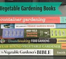 Discover the best vegetable gardening books to help you grow your best garden!