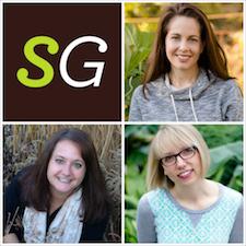 Niki Jabbour, Tara Nolan, and Jessica Walliser of Savvy Gardening