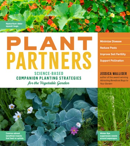 Companion Planting Book for the Vegetable Garden