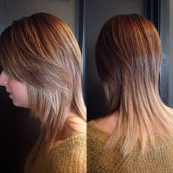 Ombre-cut-colour-straighten