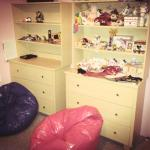 New dressers for Jack and Danielle!