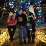 Chaffee Zoo Lights 2012