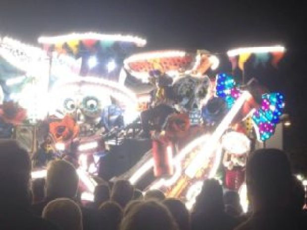 Looking ahead to the biggest event of the year - Bridgwater Guy Fawkes Carnival - Europe's largest illuminated parade - not to be missed!