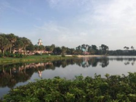 Construction work at Disney's Caribbean Beach Resort has finally begun - here's everything you need to know about how it will affect your holiday