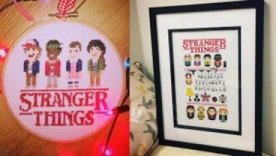 If you're a fan of the Awesome 80's nostalgia trip that is Stranger Things then this is the gift guide for you featuring your favourite Hawkins Characters