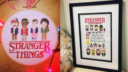 If you're a fan of the Awesome 80's nostalgia trip that is Stranger Things then this is the gift guide for you!