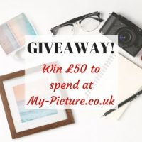 Giveaway! Win a £50 Voucher to Spend at My-Picture.co.uk