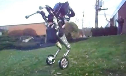 Alphabet-Owned Boston Dynamics shows us Their New Creation – The Nightmare-inducing Robot