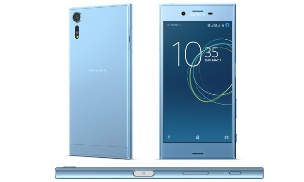 The New Powerful Sony Xperia XZs is Now Available at $699