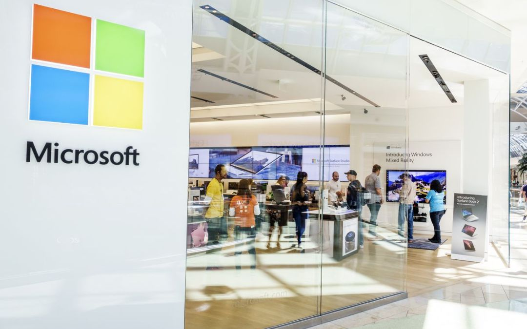 Microsoft to permanently close nearly all of its retail stores