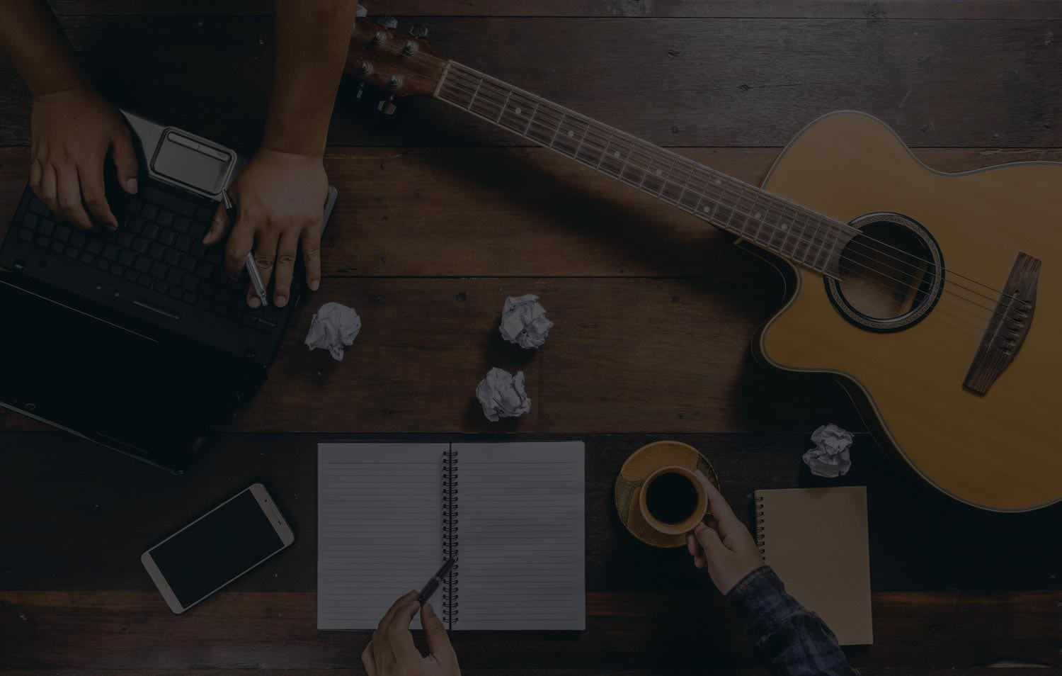 Top 10 Social Tools For Musicians That Helped Me Build A 6